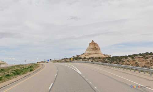 ut i70 utah ghost rocks view rest area eastbound mile marker 120