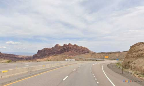 ut i70 utah spotted wolf view rest area eastbound mile marker 141