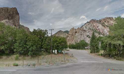 ut us89 utah hoover river rest area bidirectional mile marker 189