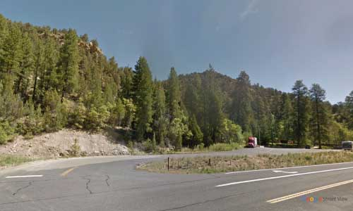 ut us89 utah shingle creek rest area-bidirectional mile marker 95