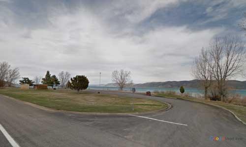 ut ut30 utah bear lake rest area bidirectional